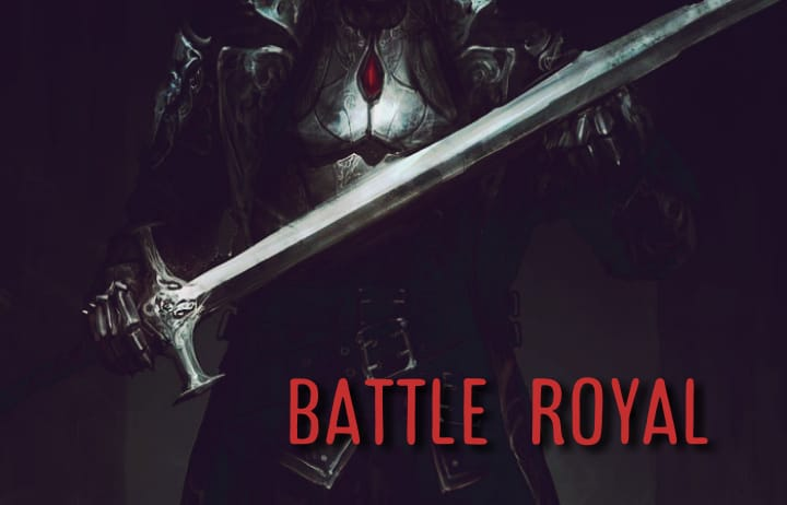 Battle Royal – Falling in The Darkness (Chapter 28)